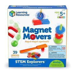 Игра Волшебные магниты STEM версия Learning Resources