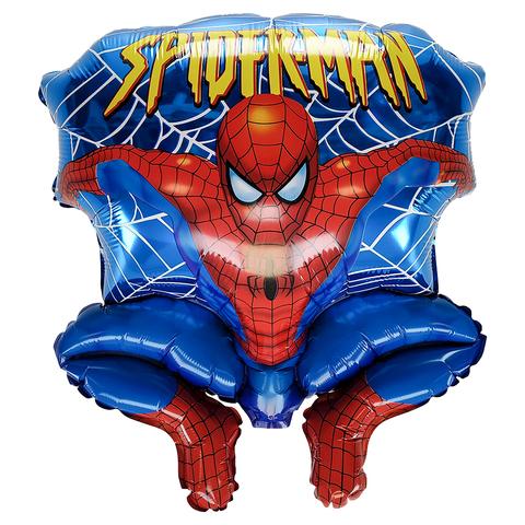 Фольгированный шар Spider-Man в прыжке