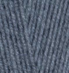 Пряжа Alize Lanagold 381 джинсовый