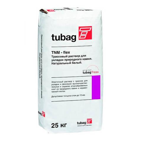 Quick-Mix TNM-flex, мешок 25 кг - трассовый раствор для укладки плит из натурального камня
