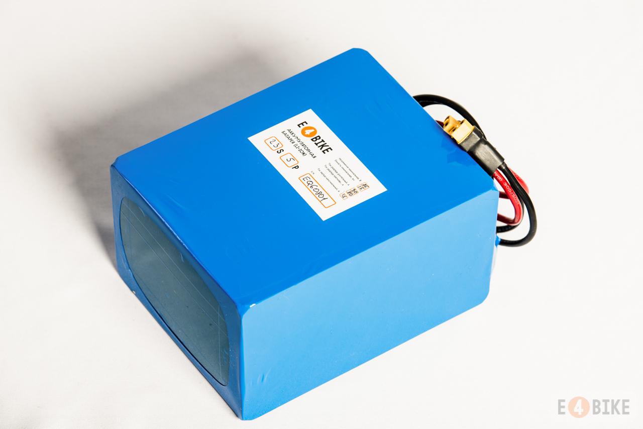 Аккумуляторная батарея 85 В 24 Ач