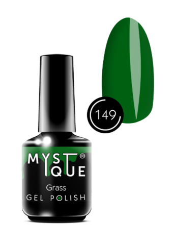 Mystique Гель-лак #149 «Grass» 15 мл