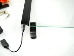 Световая LED доска 30x22 на подставке