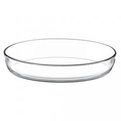 Овальная форма для запекания 3,2 литра Borcam 59074 форма для выпечки жаропрочная стеклянная 34,5х24,8 см вкладыш