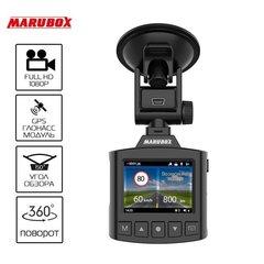Автомобильный видеорегистратор с GPS информатором модель M340GPS