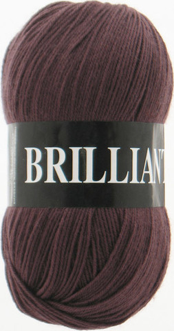 Пряжа Vita Brilliant цвет 4953