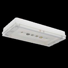 Аварийные светильники антипанического освещения для открытых пространств IP65 SOLID Zone Teknoware