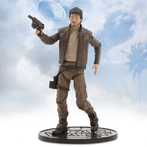 Звездные войны Die Cast фигурка Кассиан Андор — Star Wars Cassian Andor