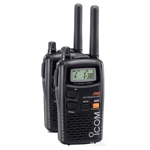 УКВ радиостанция Icom IC-4088E