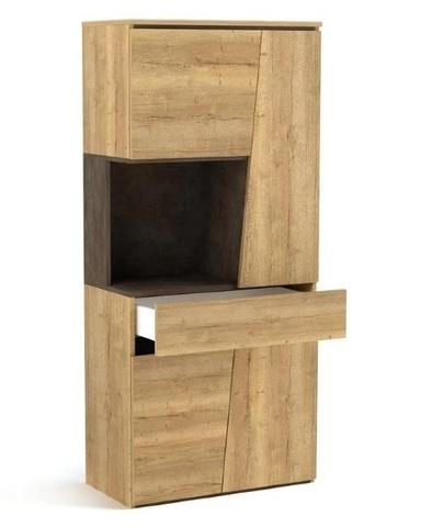 Шкаф  СТРЕЗА с нишей низкий