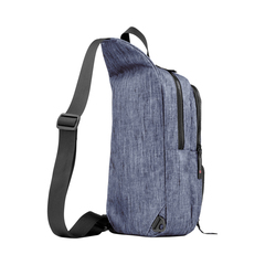 Рюкзак однолямочный Wenger Console синий
