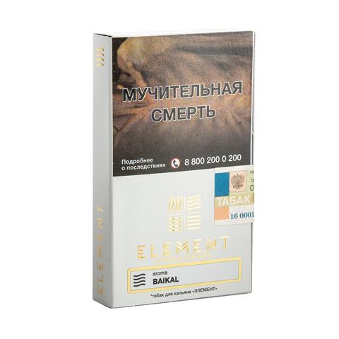 Табак Element (Воздух) - Baikal (Байкал) 40 г