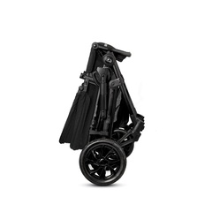 Коляска 3 в 1 Kinderkraft Prime Lite Black