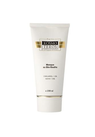 Маска с биосерой для жирной и проблемной кожи, Masque au bio soufre, Kosmoteros (Космотерос) купить