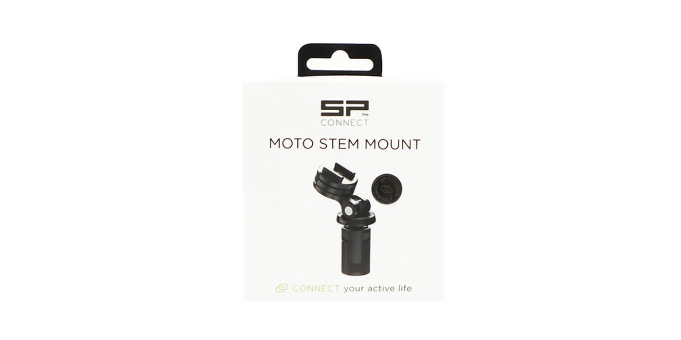 Крепление на вынос руля мотоцикла SP Connect Moto Stem Mount