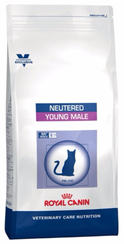 Royal Canin Neutered Young Male Feline (3.5 кг) для кастрированных котов до 7 лет