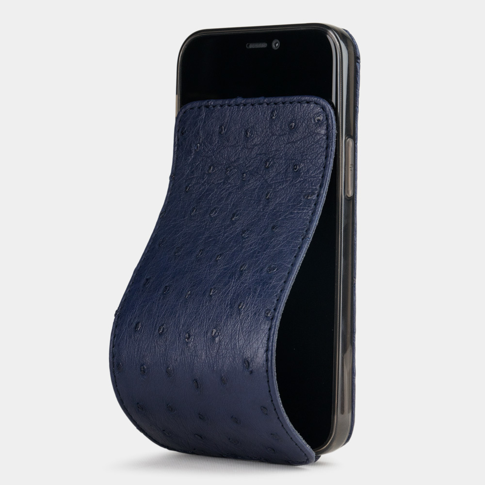 case iphone 12 mini - ostrich blue