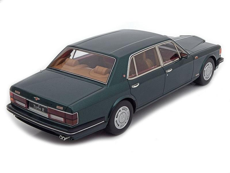 Коллекционная модель Bentley Turbo R 30th Anniversary 1989
