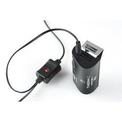 Комплект стельки Heat Flat + аккумулятор С-Pack 1300B (Bluetooth) управление с телефона - 2
