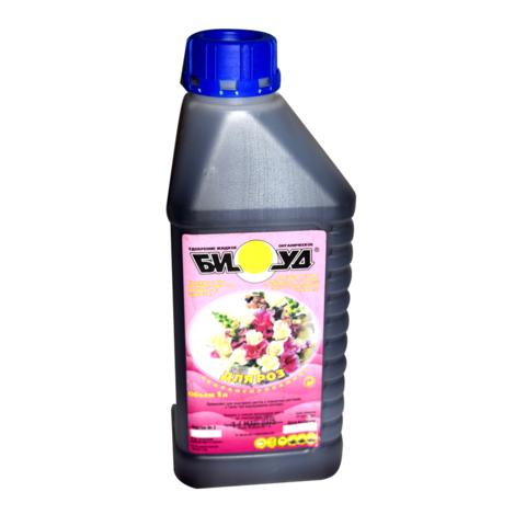 БИУД Удобрение жидкое для роз 1л