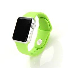 Ремешок силиконовый Apple Watch 38/40 mm