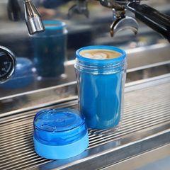 Термокружка Sistema 315 мл, цвет Синий