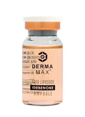 Сыворотка DERMAMAX IDEBENONE NANO LIPOSOME (антиоксидантная и восстанавливающая сыворотка)) 1 ампула 8 мл