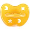 Соска-пустышка ортодонтическая из натурального каучука (латекса) 3+ месяца Star&Moon