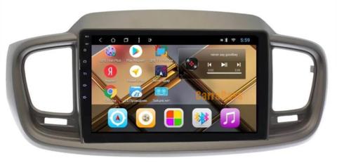 Магнитола Kia Sorento Prime 2015-2018 Android 9.0 2/32GB  модель CB3109T8
