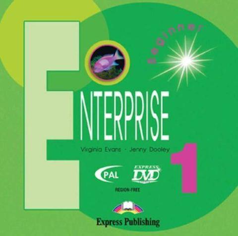 Enterprise 1. DVD Video. PAL. Beginner. DVD видео