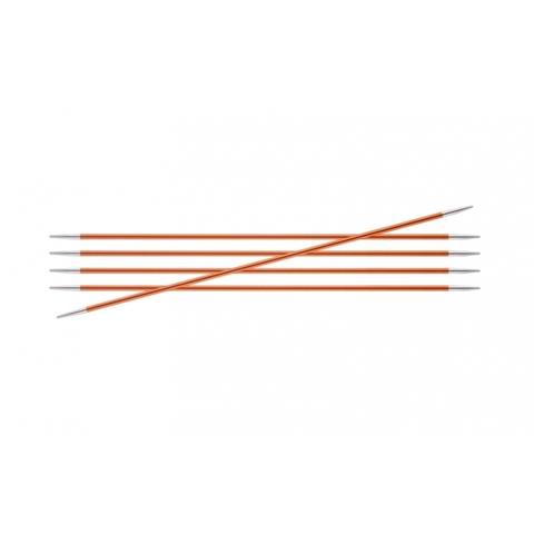 Спицы KnitPro Zing чулочные 2,75 мм/20 см 47034