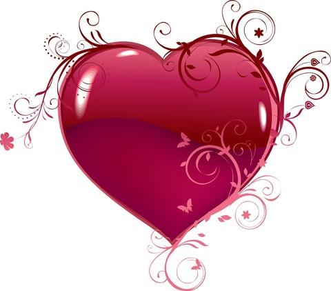 Печать на сахарной бумаге, День Влюбленных 7