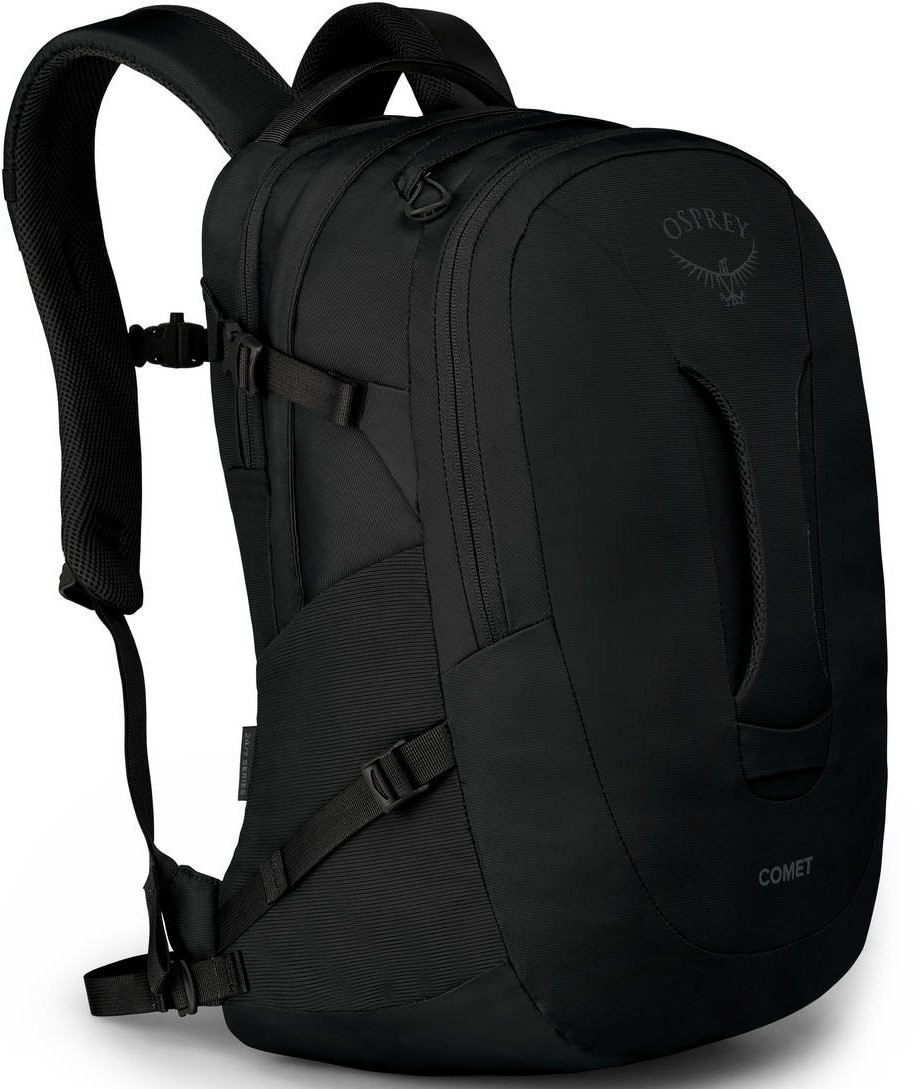 Городские рюкзаки Рюкзак Osprey Comet 30 Black Comet_F20_Side_Black_web.jpg