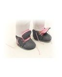 Спортивные ботинки - На кукле. Одежда для кукол, пупсов и мягких игрушек.