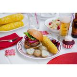 Тарелка закусочная 22 см Ruby Red, артикул 1114009, производитель - Corelle, фото 2