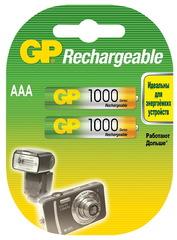 Аккумуляторы GP R-03/2 bl 1000mAh Ni-MH