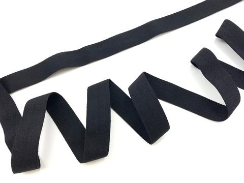 Бейка отделочная черная 20 мм