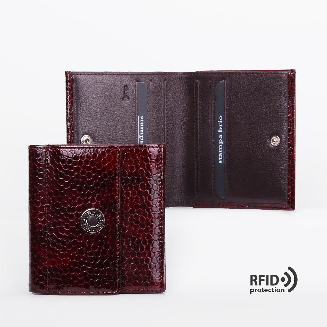 905 R - Портмоне с RFID защитой