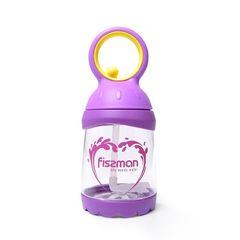 Бутылка для воды 260мл, 17см (пластик)