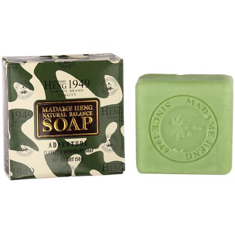 Мыло Madame Heng Natural Balance Soap Adventure Clarify & Deodorant, 150 гр