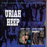 Uriah Heep – ...Very 'Eavy ...Very 'Umble (Deluxe Edition)(CD)