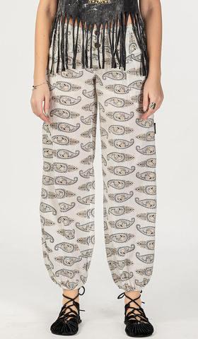 Восточные штаны для йоги Аралия