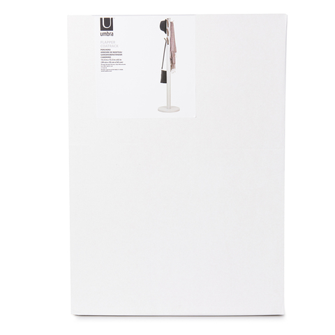 Вешалка напольная UMBRA Flapper, белая