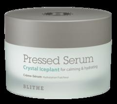 Спрессованная сыворотка-крем для увлажнения Blithe Crystal Iceplant, 50 ml.