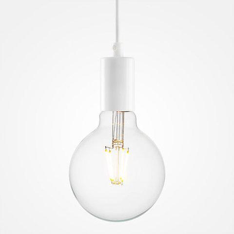 Подвесной светильник Loft VS-20 (Белый)