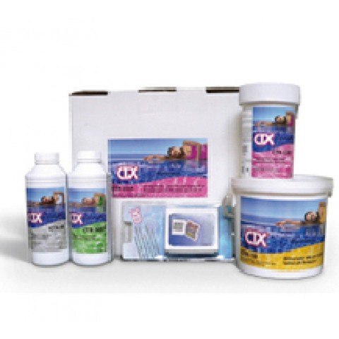 Таблетки DPD -1 Свободный хлор 10 шт. CTX
