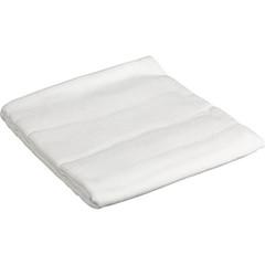 Полотенце вафельное 45x75 см 160 г/кв.м белое 5 штук в упаковке