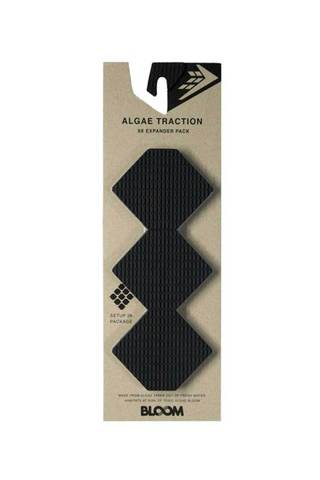 FIREWIRE Front Foot Hex Expander Traction Pad Black/Grey