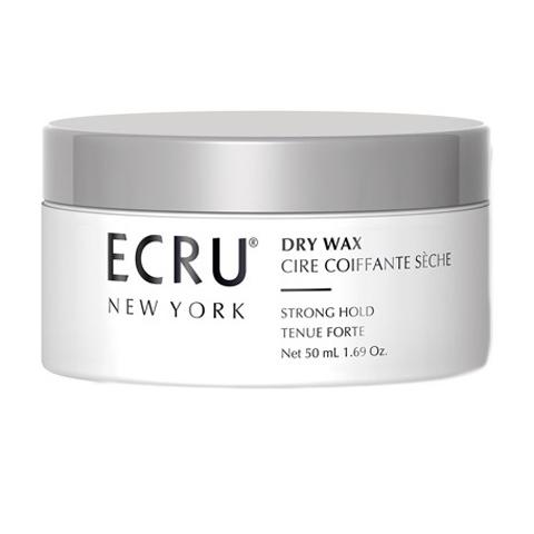 ECRU New York: Воск сухой для волос (Dry Wax), 50мл