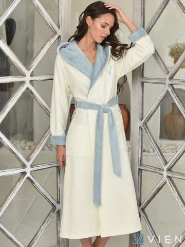 Бамбуковый халат Arianna (EFW)